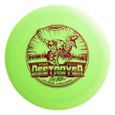Innova Disc Star Destroyer - Distance Driver