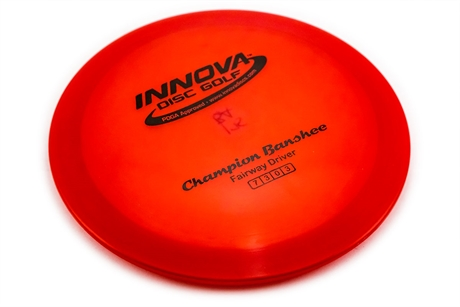 Innova Fairway Driver Banshee Champion