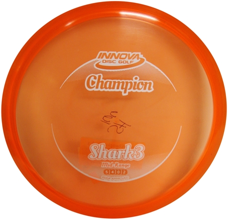 Midrange Disc Innova Shark3 Champion