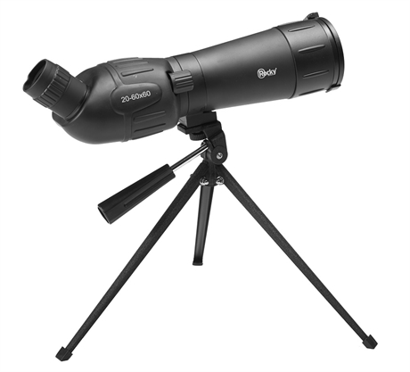 Spotting scope rocky 20-60x60 vattentät