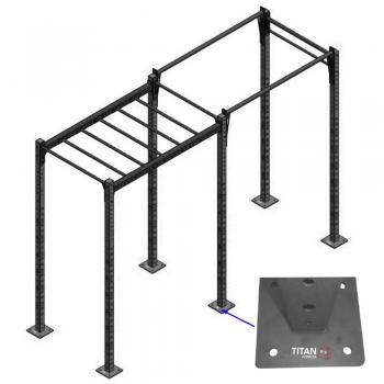 Crossfit rack Titan