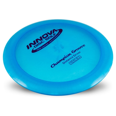 distance driver champion Groove, Innova