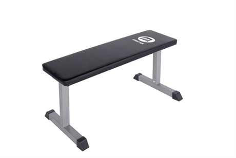 Flat bench Master silver
