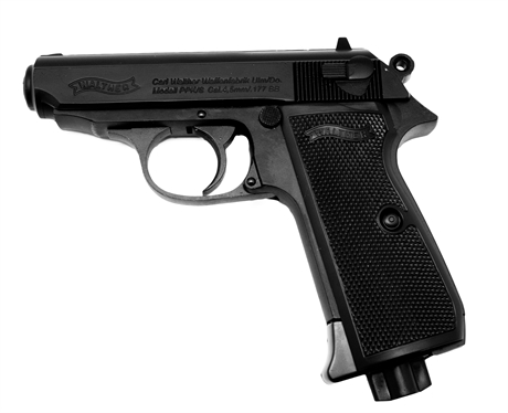Luftpistol Walther PPK/S 4,5mm